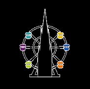 Kirmes DAHeim Logo